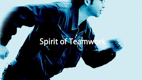 Spirit of Teamwork