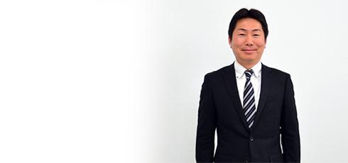 代表取締役社長 久保田泰規の写真