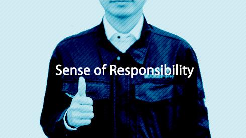 Sense of Responsibility